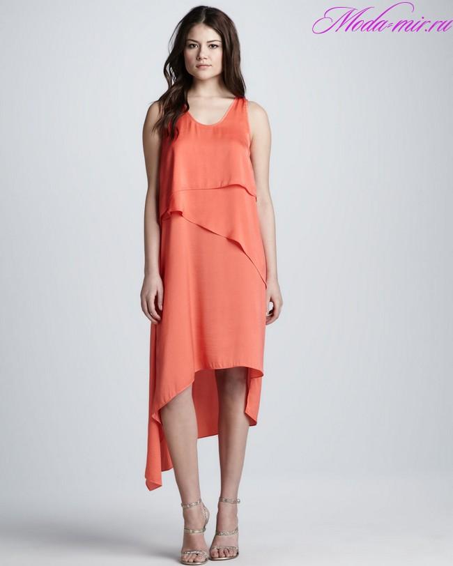 Модные платья весна лето 2018 модные тенденции