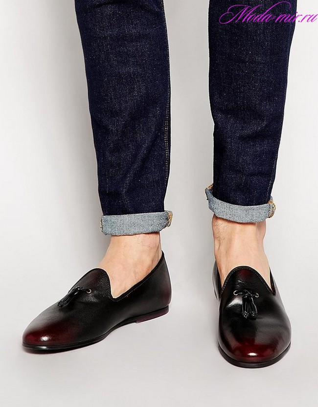 Фото мужская обувь 2018