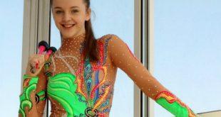 Купальники для художественной гимнастики 2018 фото новинки