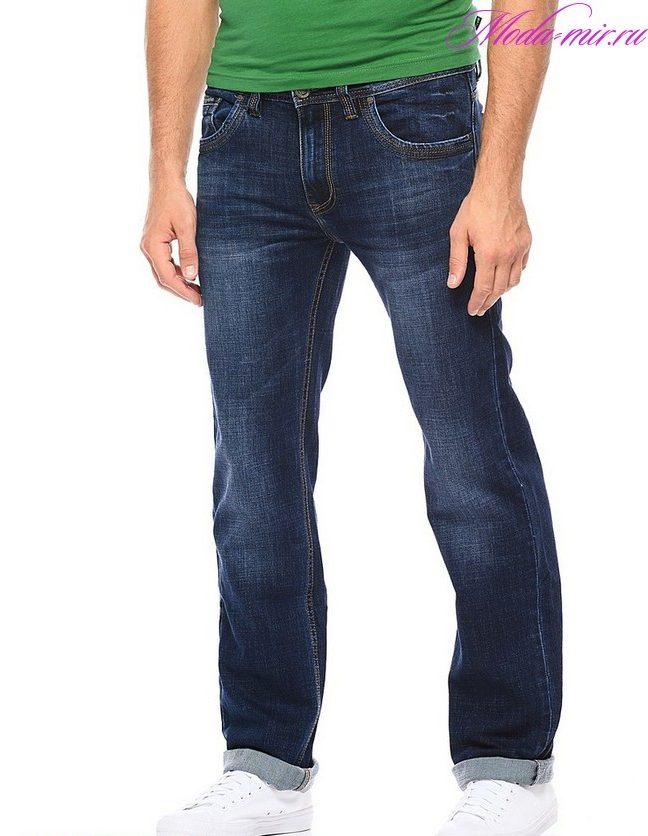 Модные мужские джинсы 2018