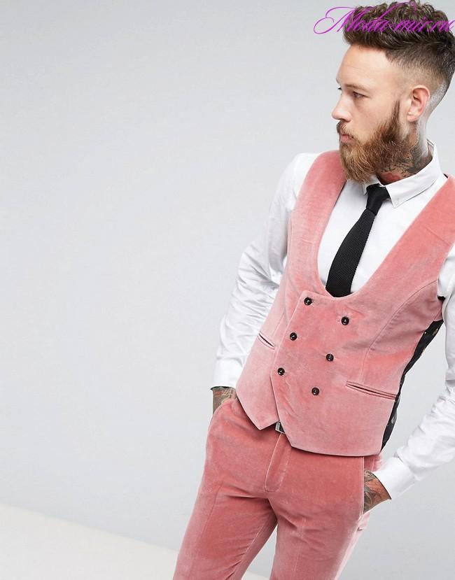 Мужской костюм на выпускной 2018