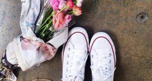 Модные кроссовки кеды весна лето 2018 фото