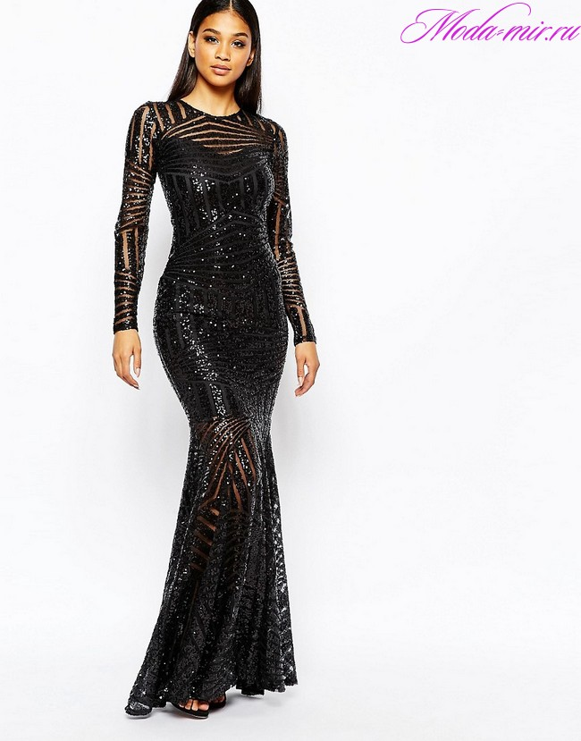 00833322f3b Вечерние платья 2018 года модные тенденции фото