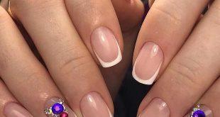 Дизайн ногтей 2018 фото новинки красивый френч
