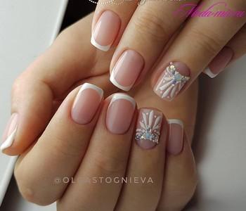 Дизайн ногтей на 8 марта 2018 года