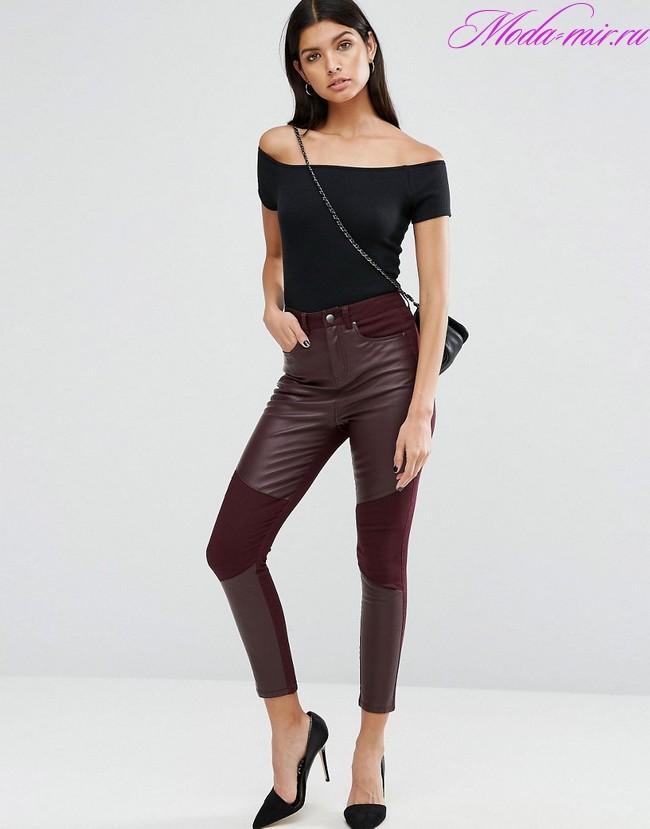Тренды 2018 года в одежде весна лето женщины