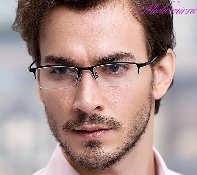 Можно приобрести такие оправы и мужчинам, и женщинам с определенным типом  лица. Главное, чтобы очки пришлись вам по вкусу! 3b1814e03bb