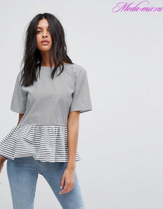 Модные рубашки в 2018 году