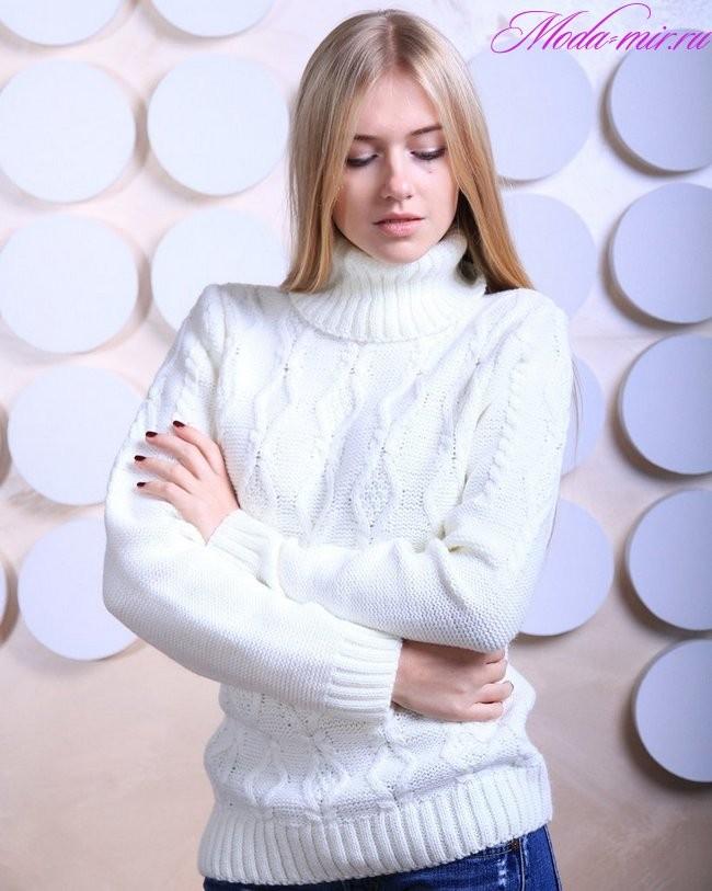Модные вязаные кофты 2018 женские фото