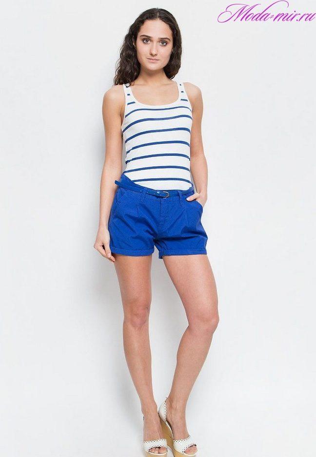 Какие шорты в моде летом 2018