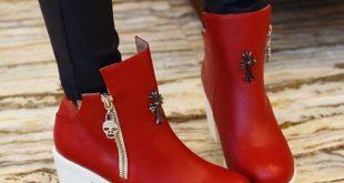 Какие ботинки в моде осенью 2018