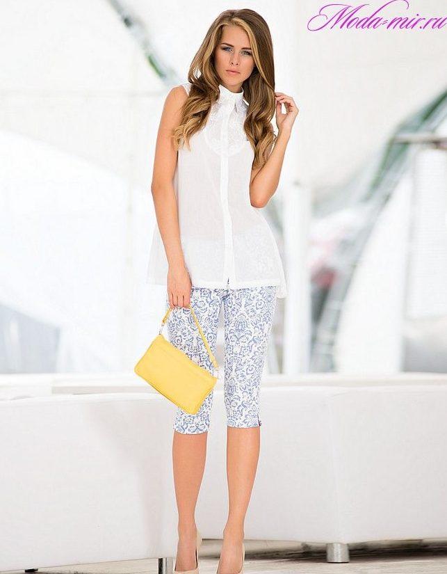 Модная летняя одежда 2018