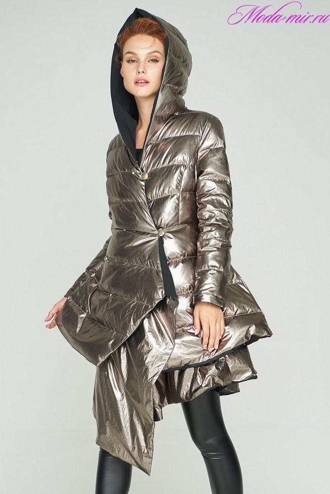 Модные пуховики осень зима 2018 фото женские тренды