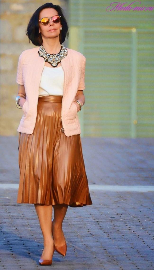 Мода для пожилых женщин после 60 фото