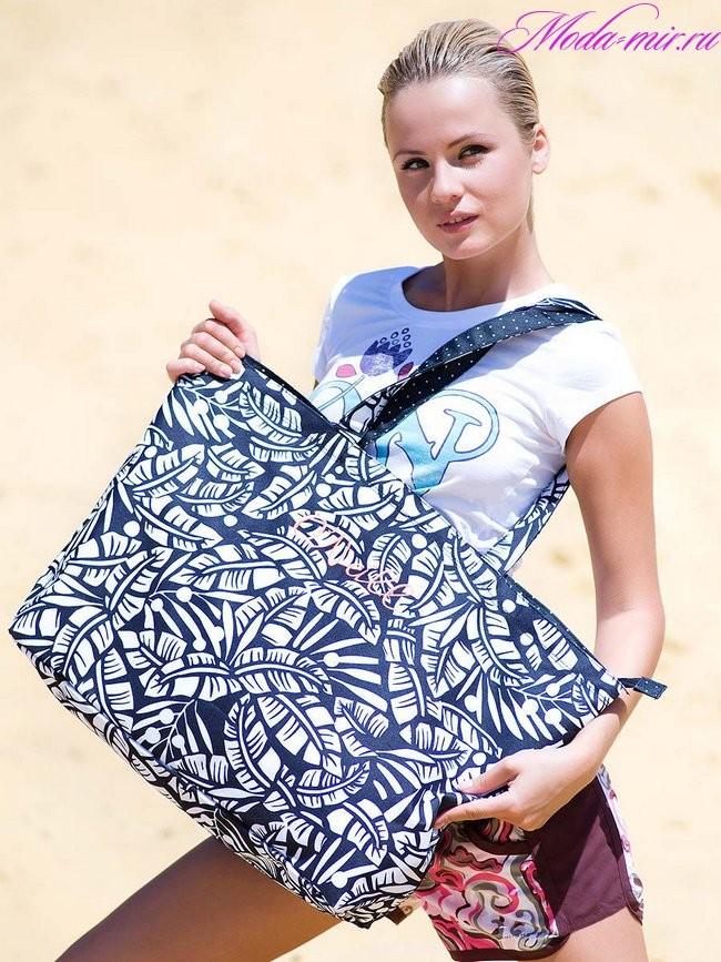 Модные пляжные сумки 2018 Модные пляжные сумки 2018