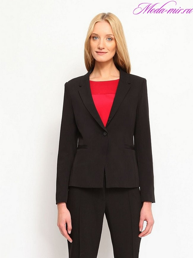 Пиджаки женские модные в 2018 году