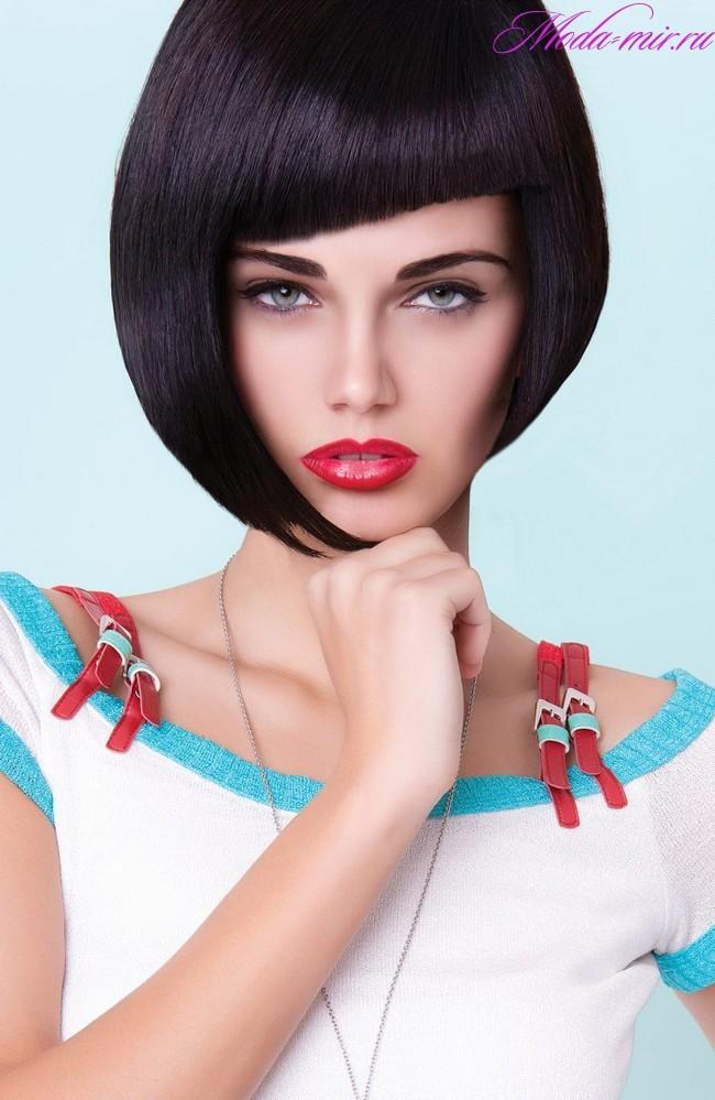 Прически каре 2018 модные тенденции фото