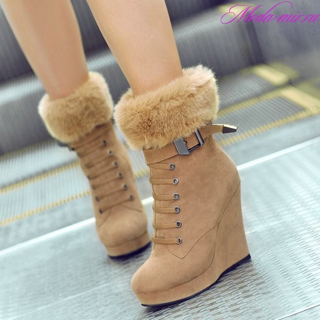Мода зима 2018 2019 обувь фото женская