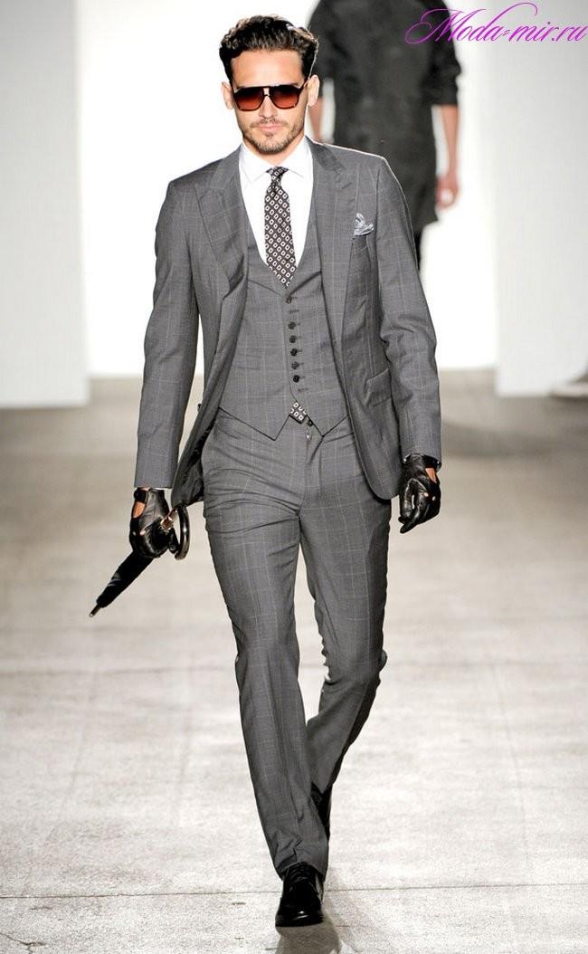 Мужская мода осень зима 2018 2019 основные тенденции