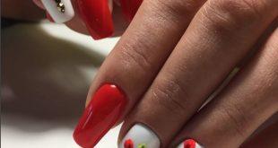 Нарощенные ногти дизайн 2018 фото новинки лето