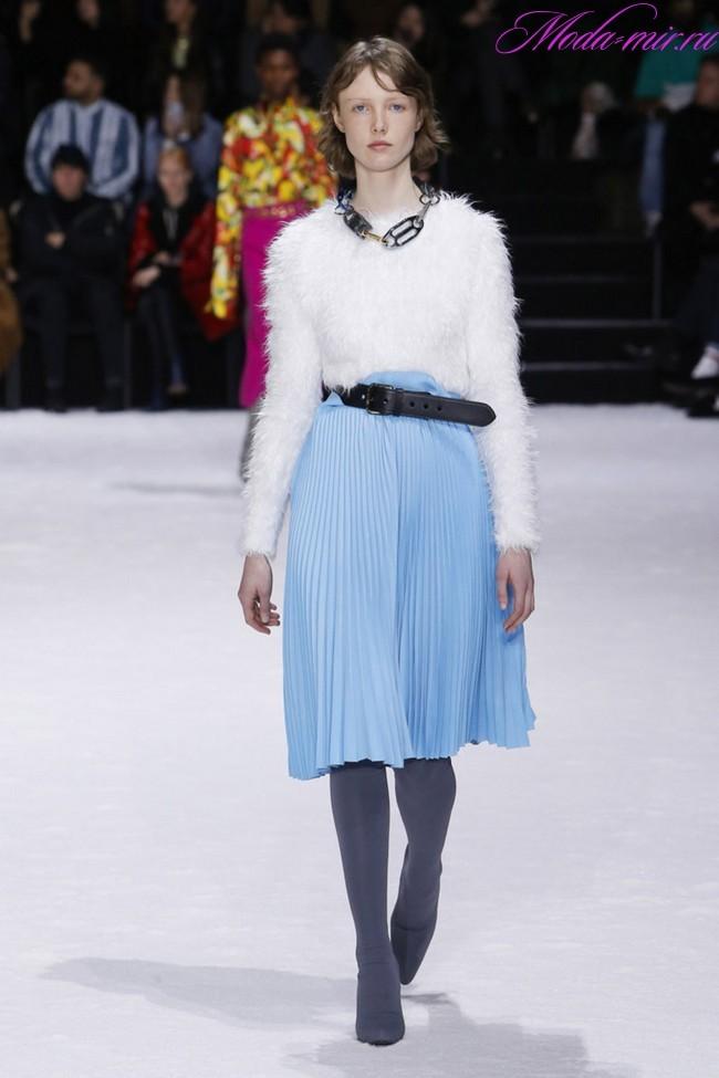 Женская мода осень зима 2018 2019