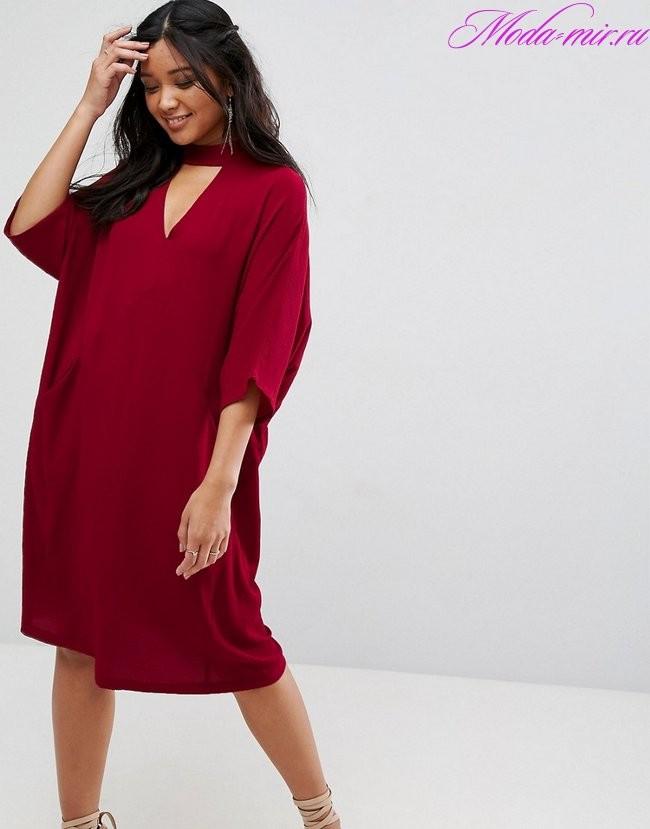 Модные платья осень зима 2018 2019 Модные платья осень зима 2018 2019