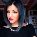 Омбре в домашних условиях пошаговое фото на темные волосы
