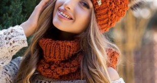 Вязаные шапки тренды осень зима 2018 2019