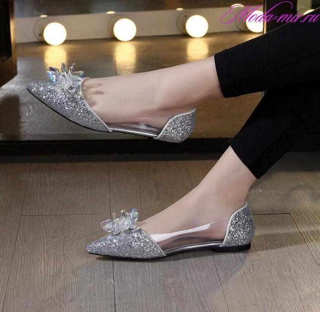 Обувь на новый год 2019
