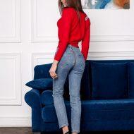Модные джинсы 2019 новинки тренды фото женские