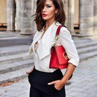 Женские рубашки 2019 года модные тенденции фото