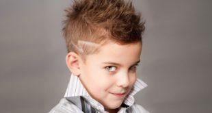 Стрижка для мальчиков: фото и их названия