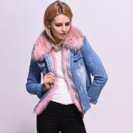 Женские джинсовые куртки: большой выбор образов