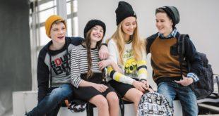 Что сейчас в моде у подростков девочек