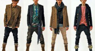 Стиль гранж в одежде для мужчин