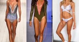 Купальники 2016 года модные тенденции фото
