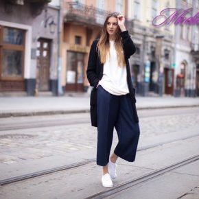 Модные брюки 2018 женские