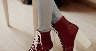 Модные сапоги 2018 фото женские