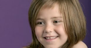 Короткие стрижки для девочек 7-8 лет