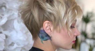Красивые стрижки на короткие волосы для женщин