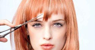 Виды челок: как можно подстричь, фото